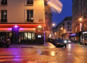 Bar, café, Paris, décoration, rue parisienne, Charonne