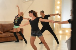 danse avec les stars, katrina, brahim, entrainement, émission, TV, enregistrement