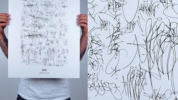 Planche de tags de KVEE pour Flip THE script