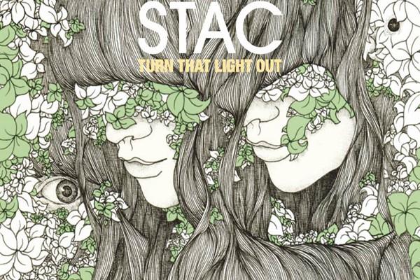illustration originale pour une couverture d'album
