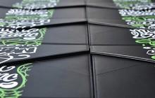 custom, pieces, leather, pochette, ipad, personnalisée, série, limitée