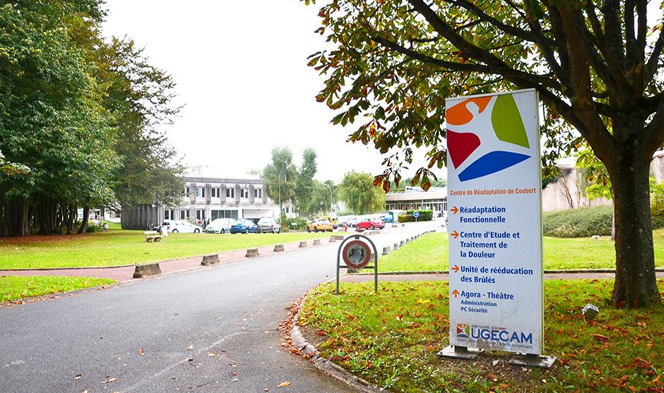 Coubert, ugecam, impact day, centre, réadaptation, médical, étude