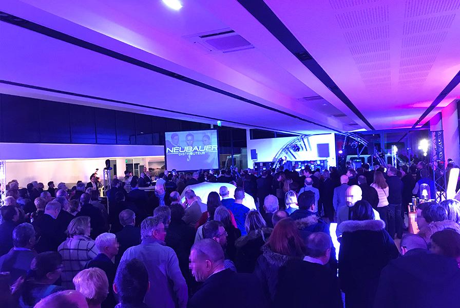Soirée, Lancement, événement, Plaisir, BMW X2