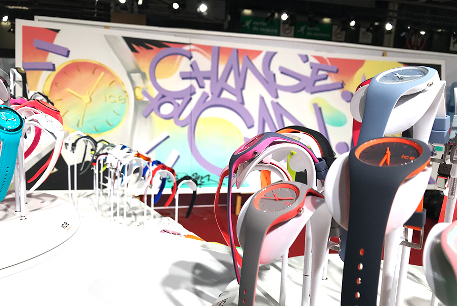 Vue finale, fresque, graffiti, art, live, painting, art