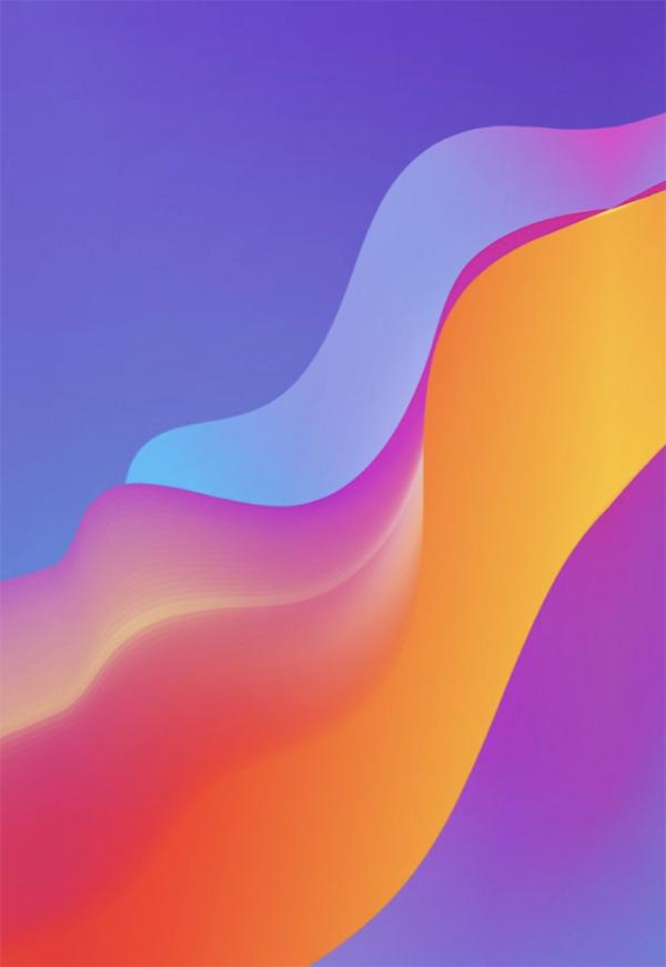 inspiration, couleurs, ondes, vagues, waves, abstrait