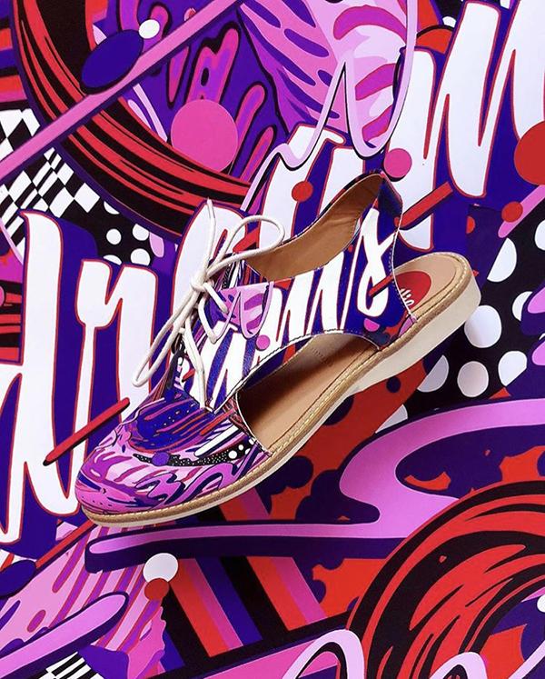 Création, mode, graffiti, style, paris