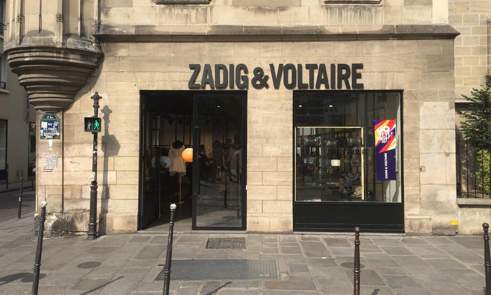 devanture, boutique, paris, soirée événementielle GQ