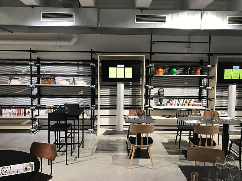 Espace café, pub, bar, restaurant