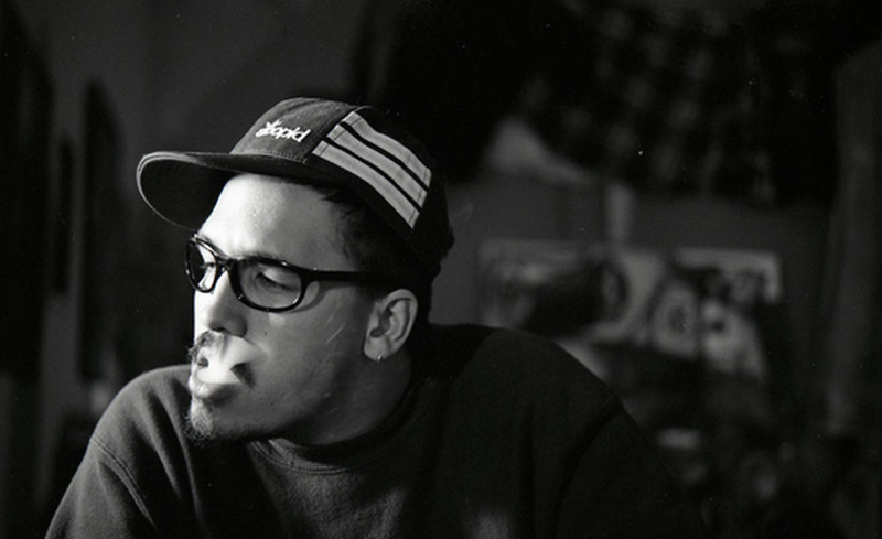 Bboy, character, smoke, attitude