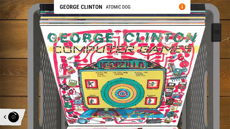 Computer games, atomic dog
