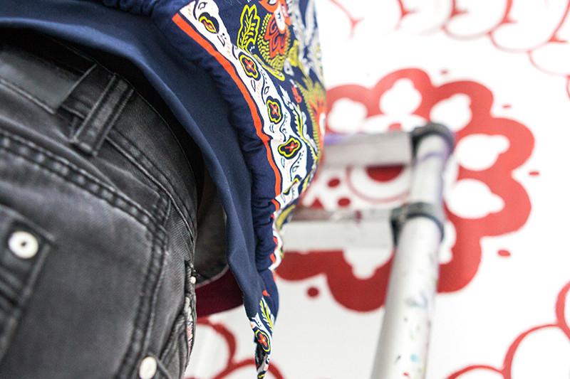 Africain artist, intériorise design, déco intérieur magasin boutique afri