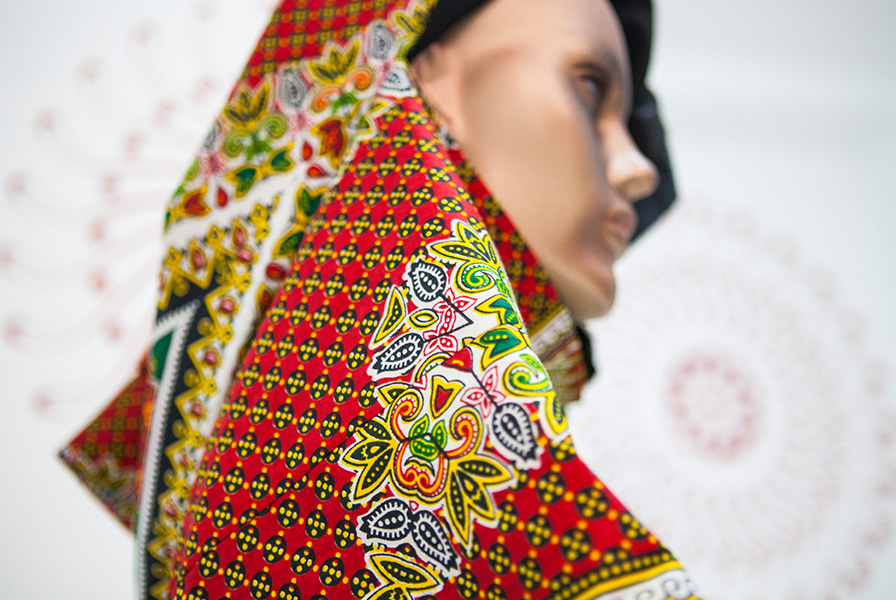 Boutique, shop, store, tissus Africain , Comores, Paris