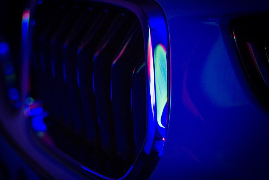 calandre, véhicule, voiture, automobile, BMW X2