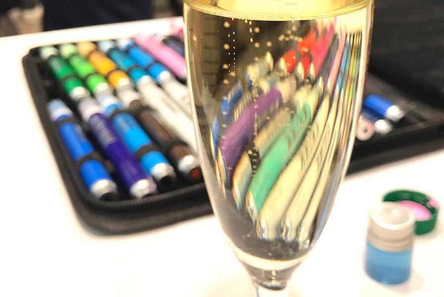personnalisation, custom, paris, samsonite, bagage rie, champagne