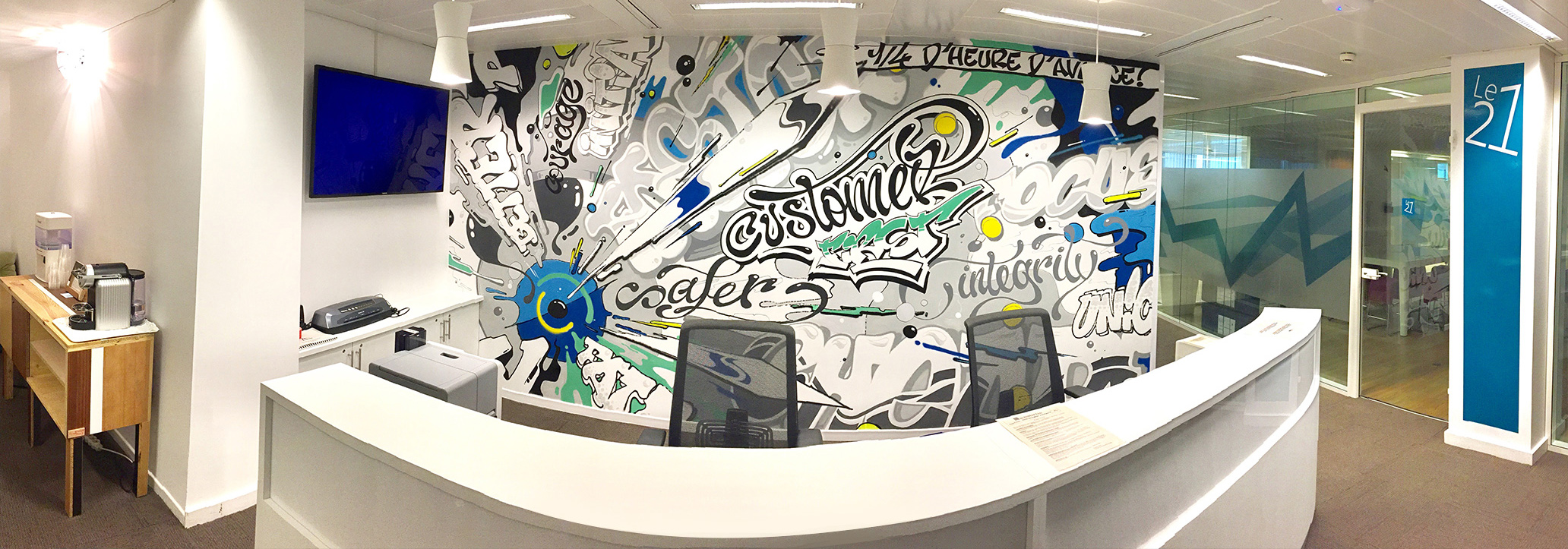 Street art, graph, graph, graffiti, mur, déco, urbain, street, original, paris