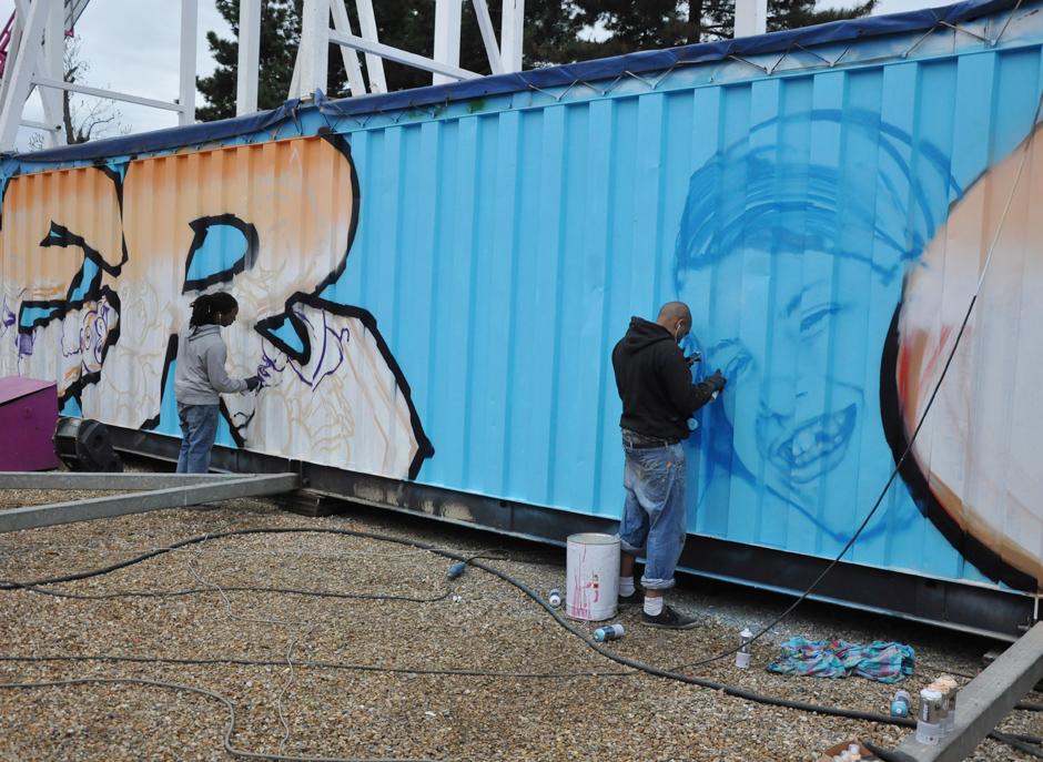 Tagg, tagueurs, taggeurs, graffeur, graffe, décorateur, bombes, portraits