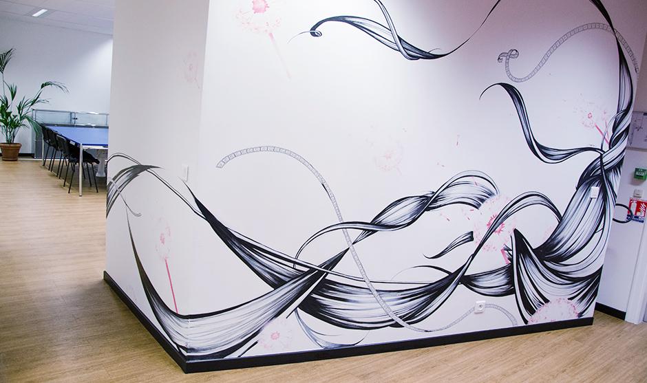 mur final habillé