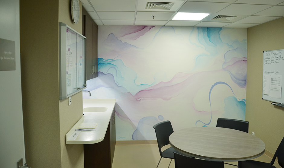 fresque murale, abstrait, aquarelle, graffuturisme