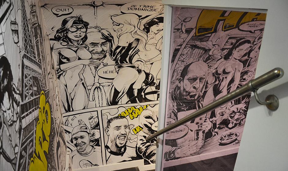 Personnages connus, portrait homme politique, DSK, Dominique Strauss Kahnn