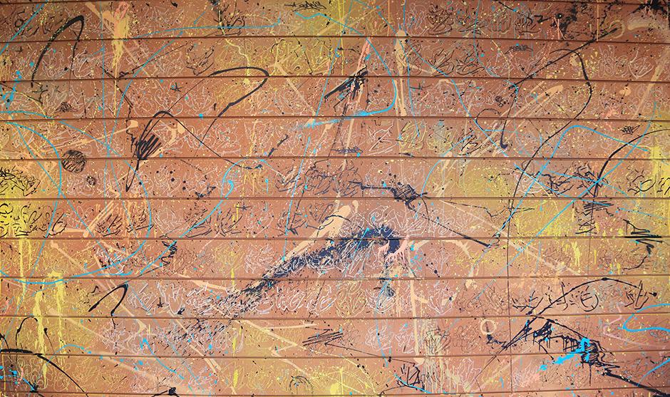 graffiti, commande, anniversaire, FFTB, puissance, giclures