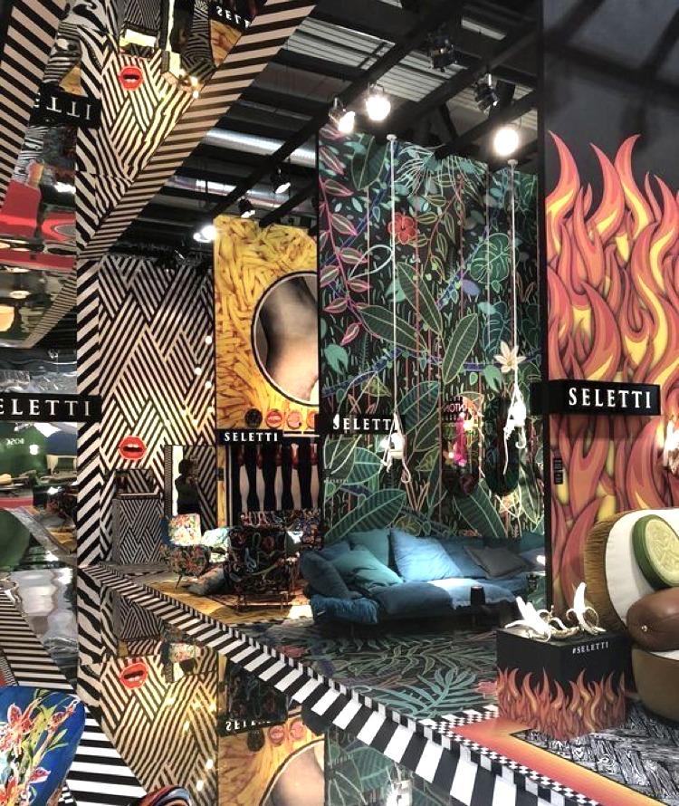 Seletti, marque, italienne, art, décoration, révolution, couleur