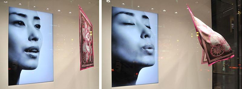 artiste, japonais, Hermès, Tokujin, Yoshioka, Japon