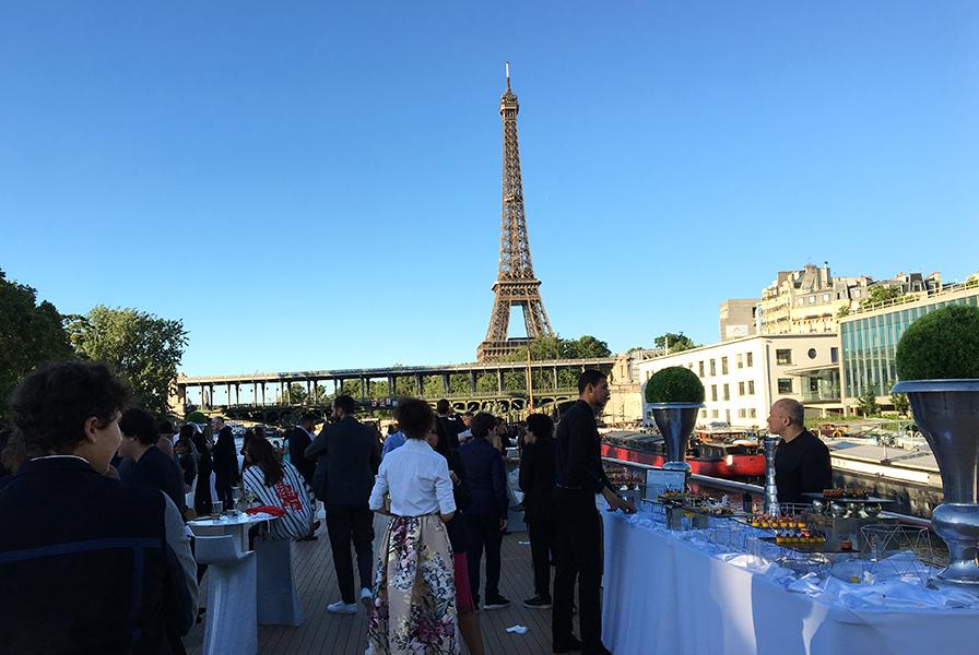 Barmitsva, seine, croisière, événement, Paris