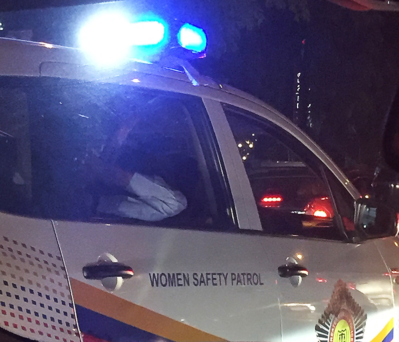 Patrol, droit femmes, Indes, traitements, patrouille, spéciale, police.