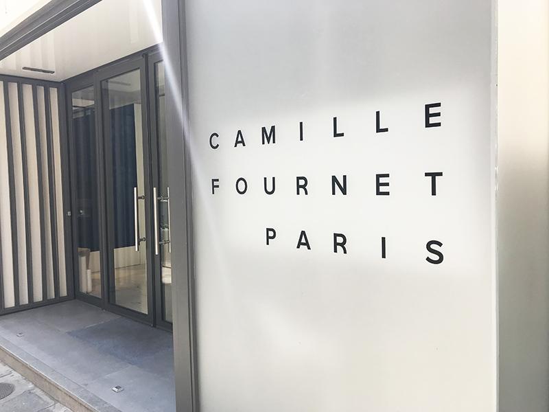Camille Fournet, Paris, cuir, boutique, maroquinerie, mode