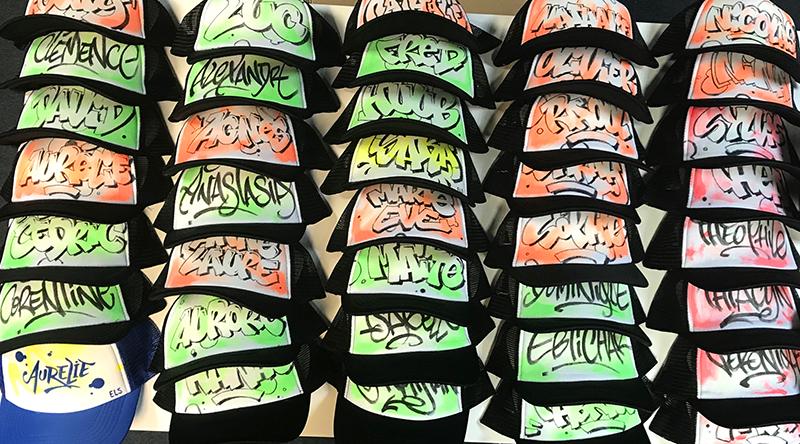 graffiti, fluo, phosphorescent, lumineux, neon