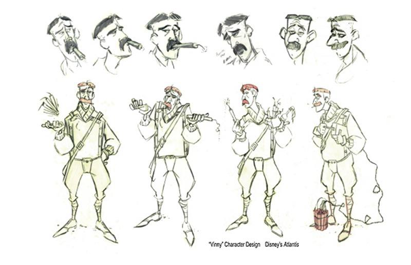 character design, personnage, dessin animé