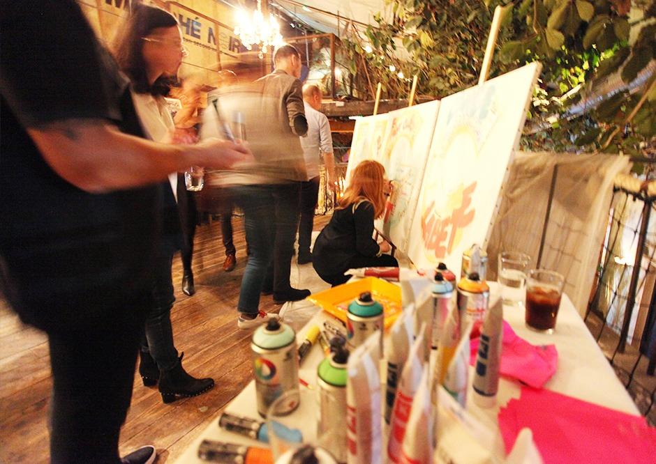 street art, artistes, paris, participatif,