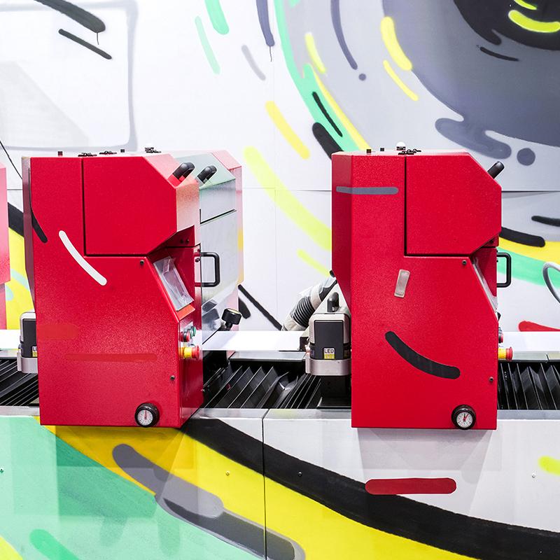graffiti, street art, Aniflo, Codimag, machine impression