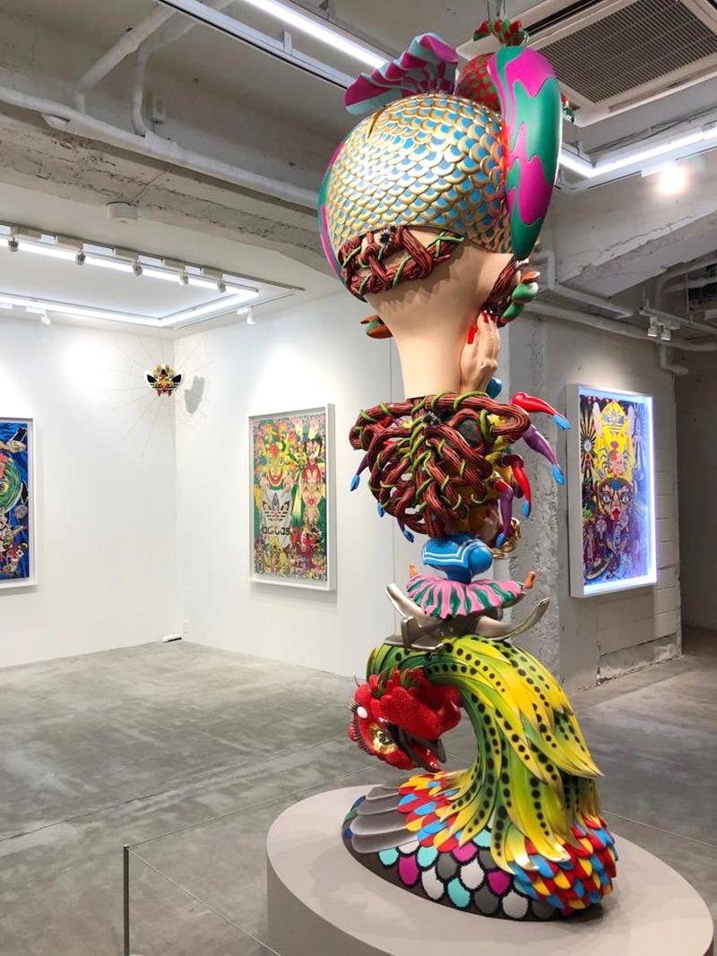 Art, street art, urban, take, japon, exposition