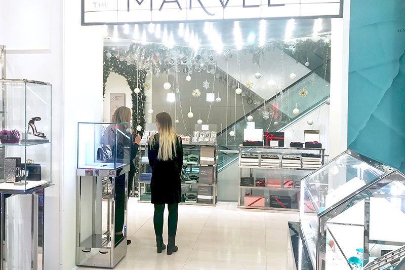 Marvel room, magasin, Brown Thomas, Dublin, Irlande