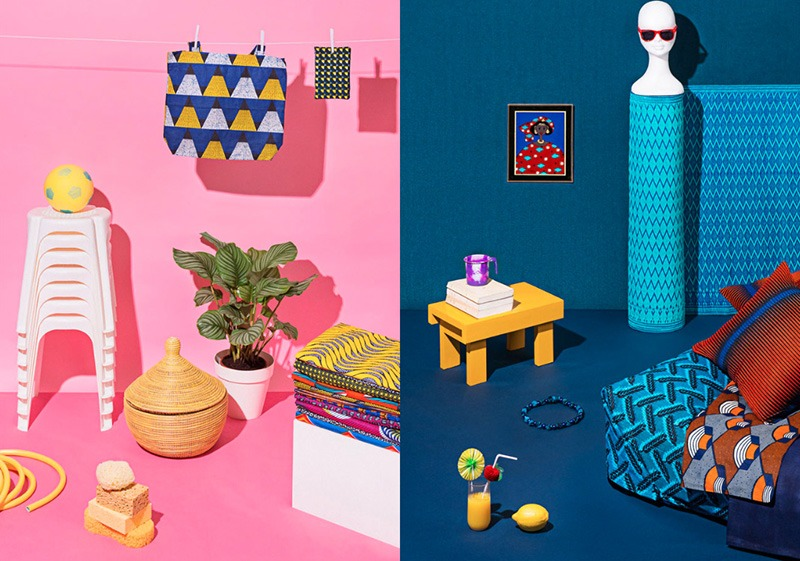 Keur, Afro, Pop, couleur, culture, wax, Paris