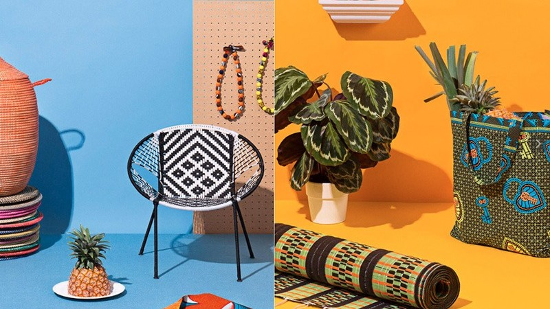 décoration, art, Keur, couleurs, boutique, Paris