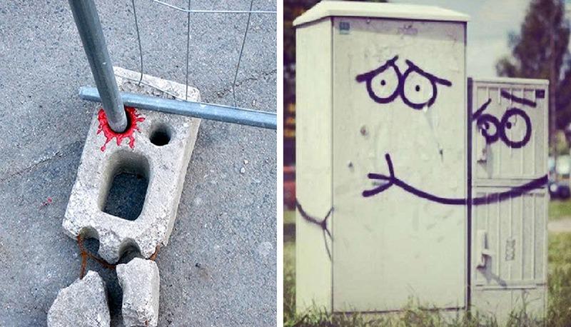 graffiti, humoristique, lol, mdr, street art, amusant, drôle