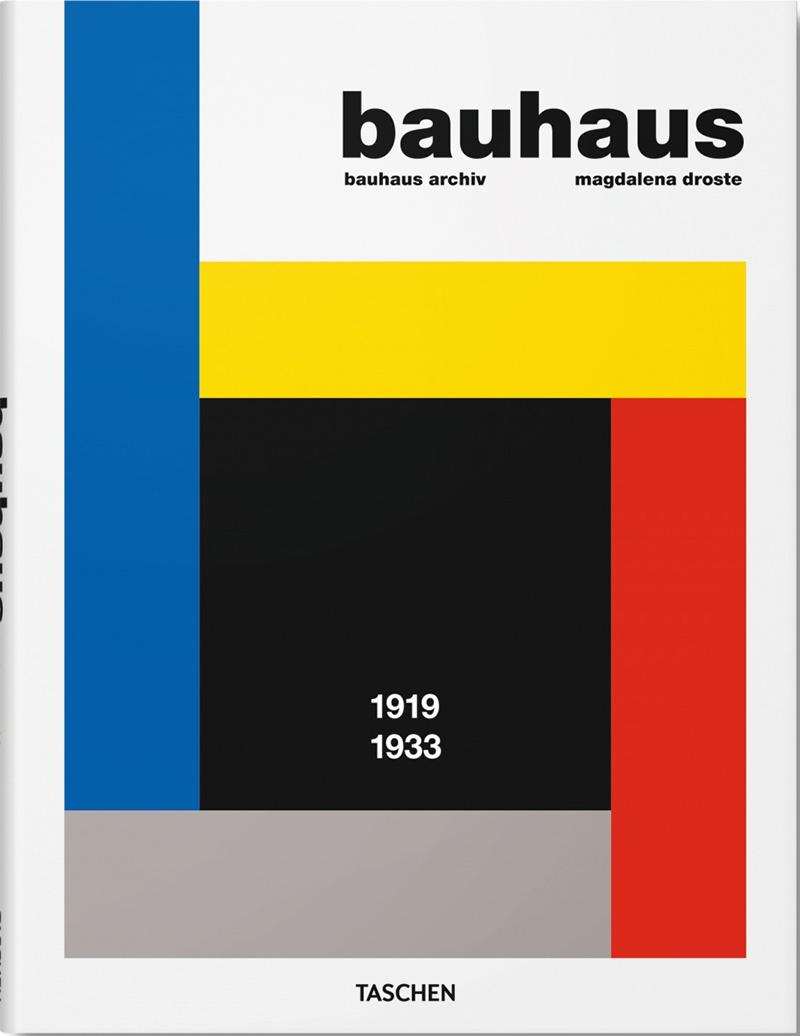 Bauhaus, archive, couverture, Magdalena droste
