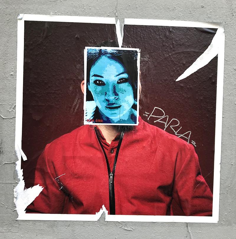 Affichage, Paris, street art, art, expression, rue, graff
