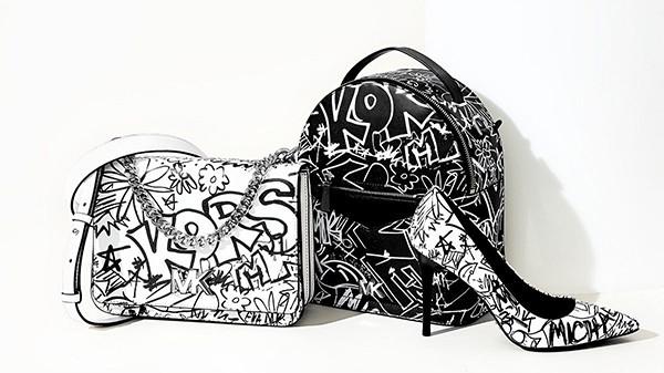 Michael Kors, collection, graffiti, art, street art