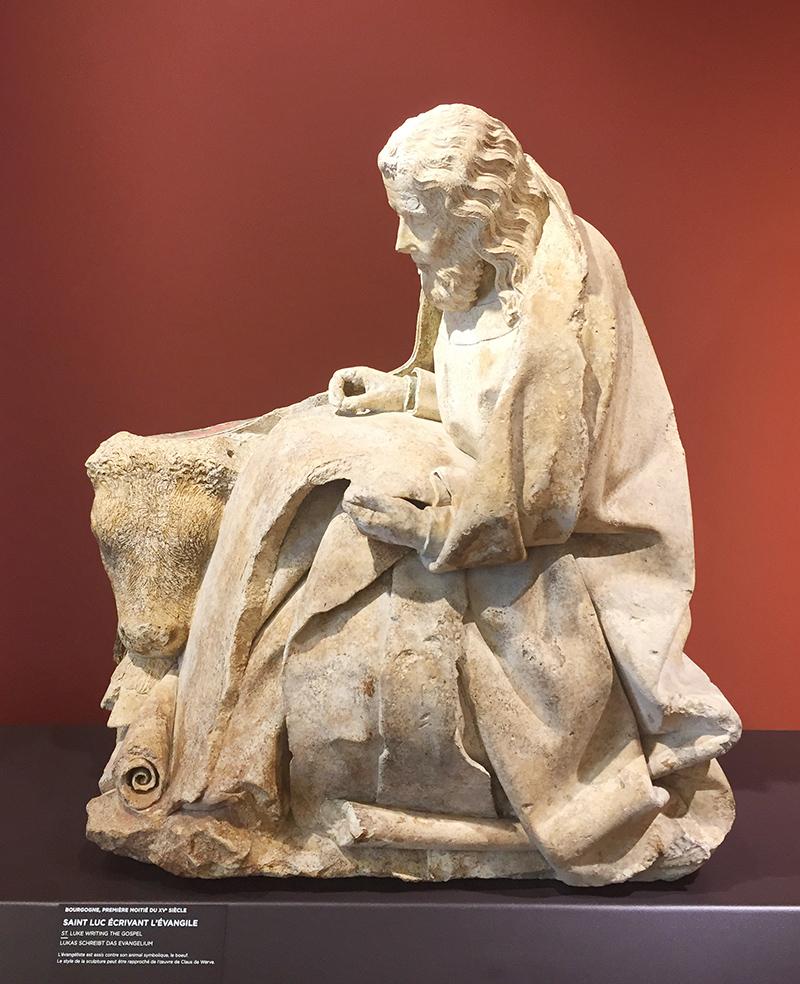 statue, historique, culture, renaissance, religion, catholique, Saint-Luc