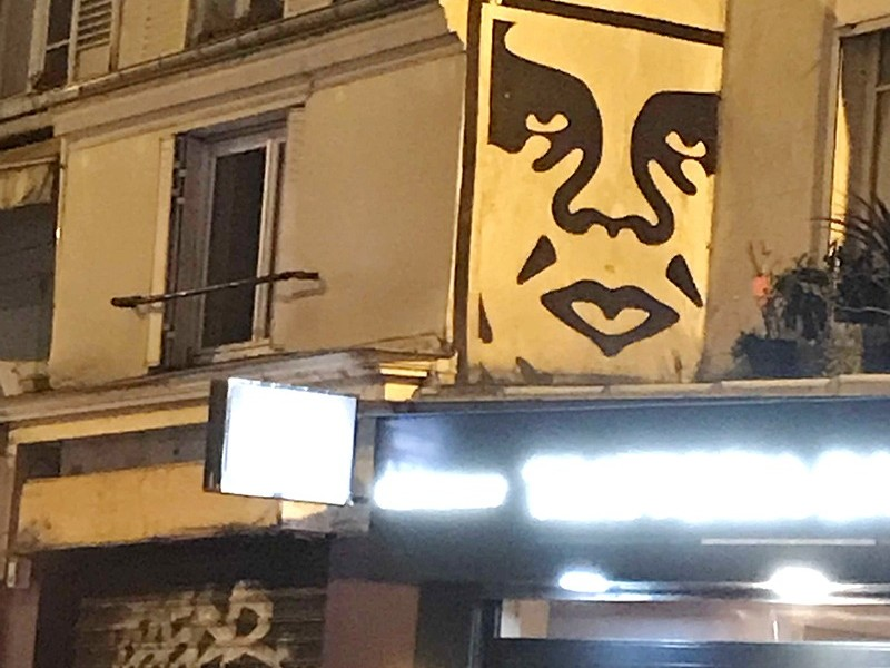 oeuvre, street art, retro, old school, street art