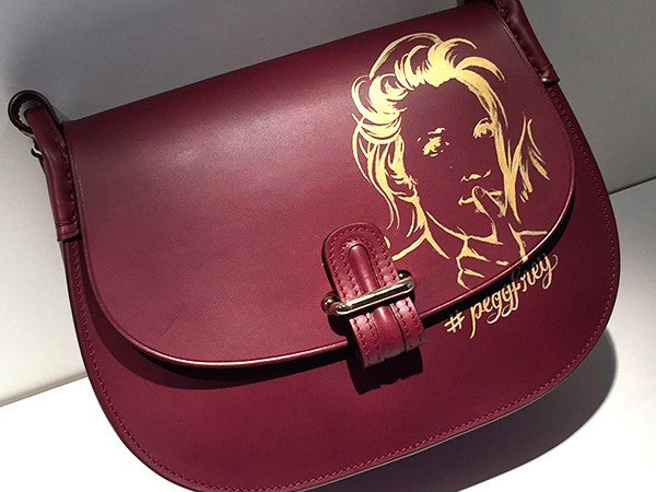 Custom, cuir, personnalisation, peinture sur cuir, art