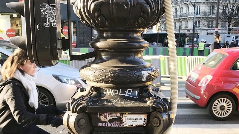 Feux, tuyaux, tubes, installation, sculpture, art, in situ, châtelet