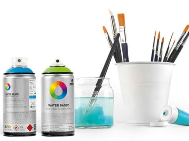 Bombes, peinture, écologiques, eau, sans odeurs