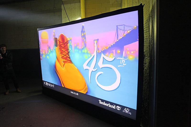 Fresque digitale, numérique, street , urbain, art, corporate