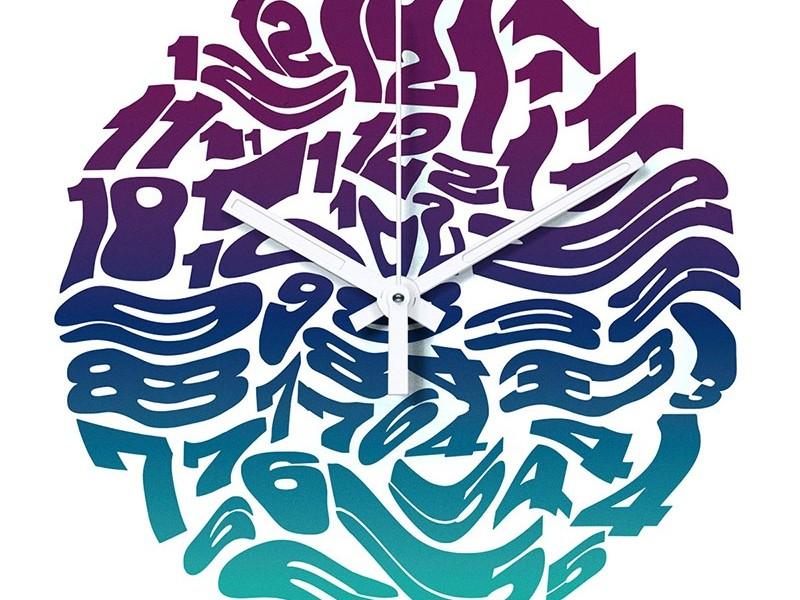 typographie, calligraphie, art, design, montre, type