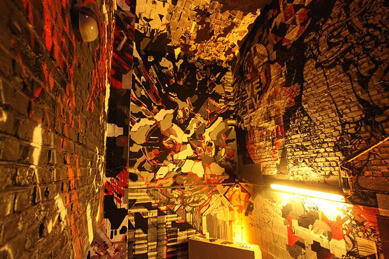 Graffiti, Street art, paris, Yoyo, palais de Tokyo