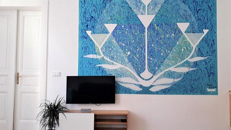 art, abstract, abstrait, paris, wall, street artist, salon, mur